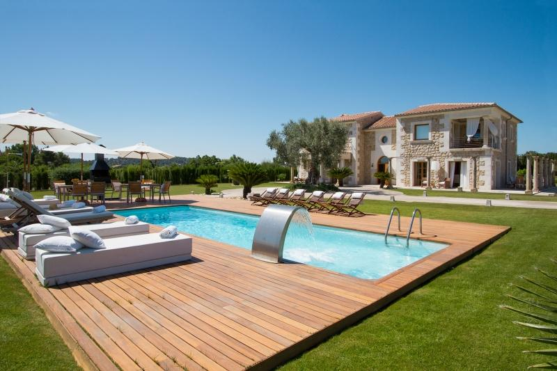 4 bedroom Villa in Selva, Pollensa, Spain : ref 2307477 - Image 1 - Selva - rentals
