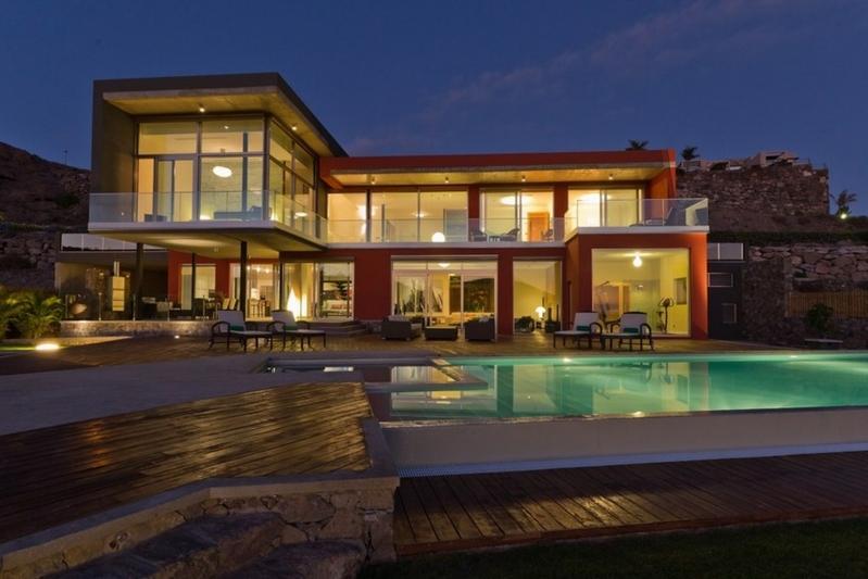 3 bedroom Villa in Salobre G. Resort, Gran Canaria, Canary Islands : ref 2307485 - Image 1 - Montana La Data - rentals