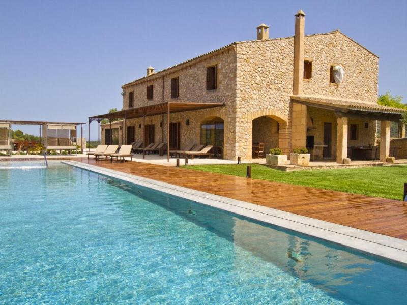 6 bedroom Villa in Sant Llorenc, Mallorca : ref 4275 - Image 1 - Arta - rentals