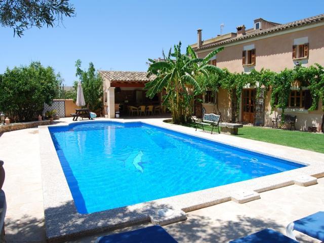 5 bedroom Villa in Cas Concos, Mallorca, Mallorca : ref 4327 - Image 1 - Cas Concos - rentals