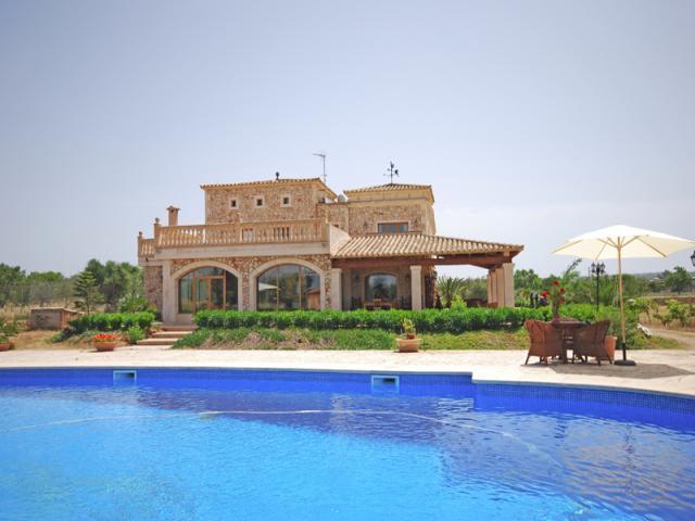 7 bedroom Villa in Campos, Mallorca : ref 4340 - Image 1 - Campos - rentals