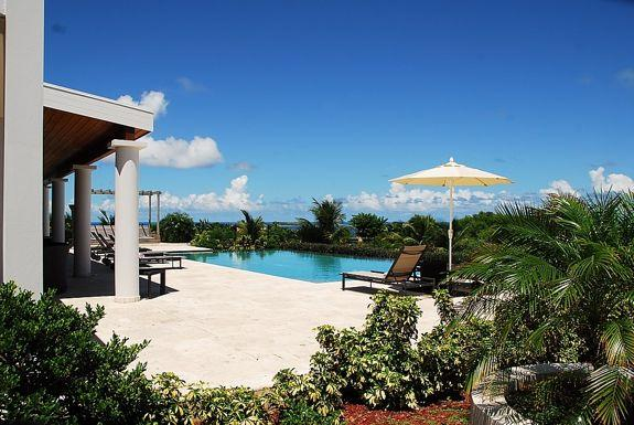Belle Vue - Ideal for Couples and Families, Beautiful Pool and Beach - Image 1 - Orient Bay - rentals