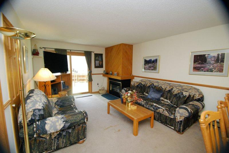 Snowdance Condo A101- Walk to slopes, ground floor, Mountain House area! - Image 1 - Keystone - rentals