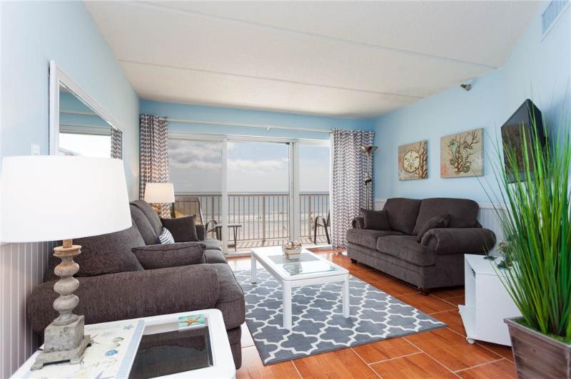 Jacksonville Beachdrifter 406, 2 Bedrooms, Ocean Front, Elevator, Sleeps 4 - Image 1 - Jacksonville Beach - rentals