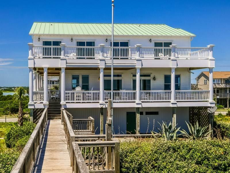 OCEANS 111 - Image 1 - Topsail Beach - rentals