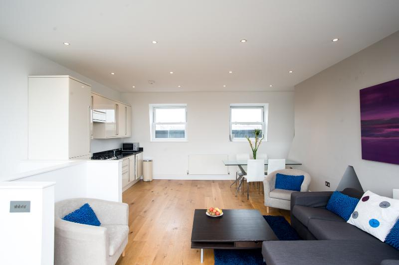 2 bed apartment with roof terrace, Westbourne Road - Image 1 - London - rentals