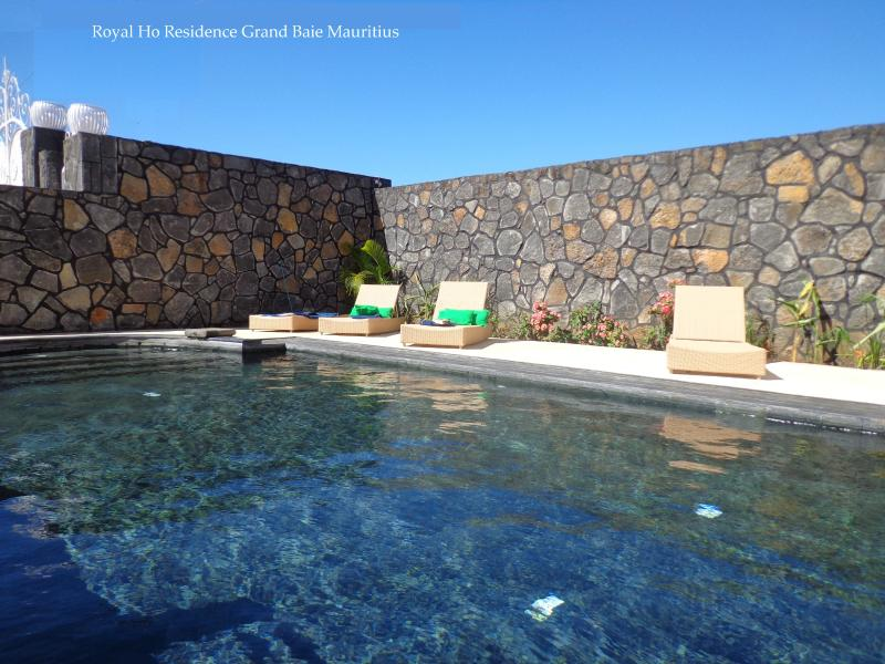 Royal Ho Residence - Royal Ho Residence  swimming pool and Wifi free - Grand Baie - rentals