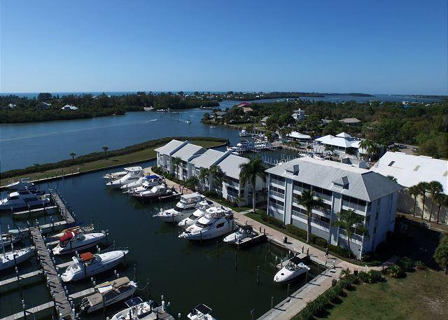 Beautiful Water view Marina side One Bedroom Villa! - Image 1 - Cape Haze - rentals