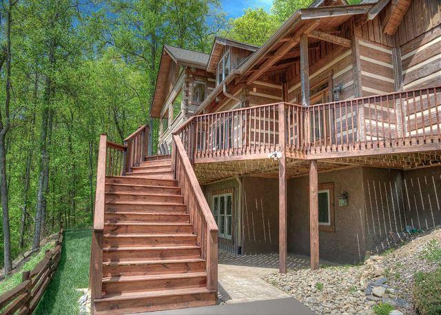 Jonah's House - Image 1 - Black Mountain - rentals