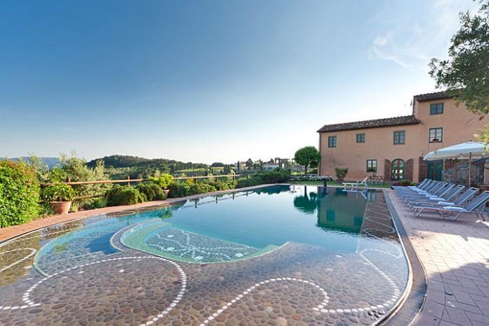 11 bedroom Villa in Lucca, Tuscany, Italy : ref 2017920 - Image 1 - Monte San Quirico - rentals
