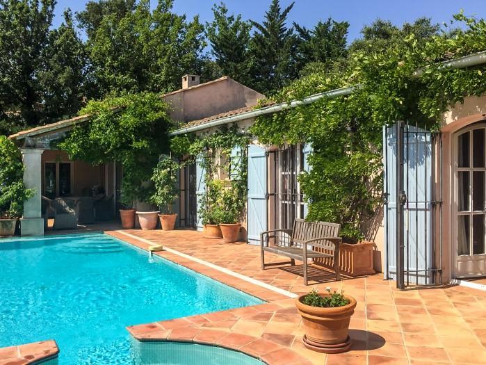 4 bedroom Villa in Grimaud, Saint Tropez Var, France : ref 2018139 - Image 1 - Grimaud - rentals