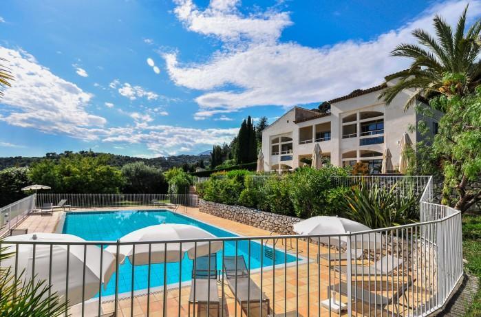6 bedroom Villa in Saint Paul De Vence, Cote D Azur, France : ref 2018184 - Image 1 - Saint-Paul - rentals
