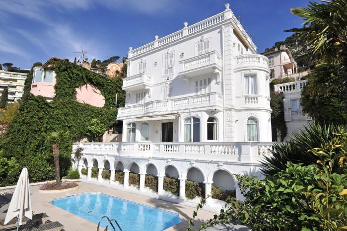 4 bedroom Villa in Villefranche Sur Mer, Cote D Azur, France : ref 2018189 - Image 1 - Villefranche-sur-Mer - rentals