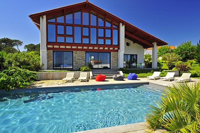 5 bedroom Villa in Saint Jean De Luz, Biarritz, France : ref 2018195 - Image 1 - Guethary - rentals