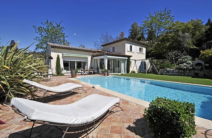 4 bedroom Villa in Biot, Cote D Azur, France : ref 2018208 - Image 1 - Biot - rentals