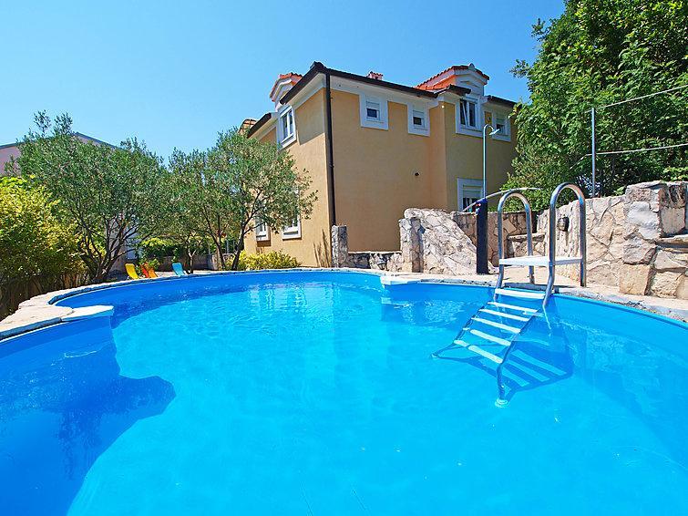 5 bedroom Villa in Vodice, Central Dalmatia, Croatia : ref 2021208 - Image 1 - Vodice - rentals