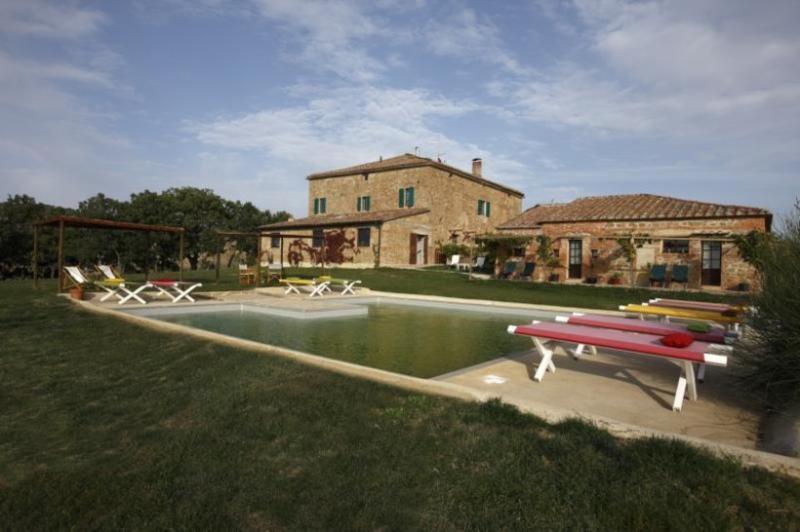 8 bedroom Villa in Siena, Tuscany, Italy : ref 2022479 - Image 1 - Monticchiello - rentals