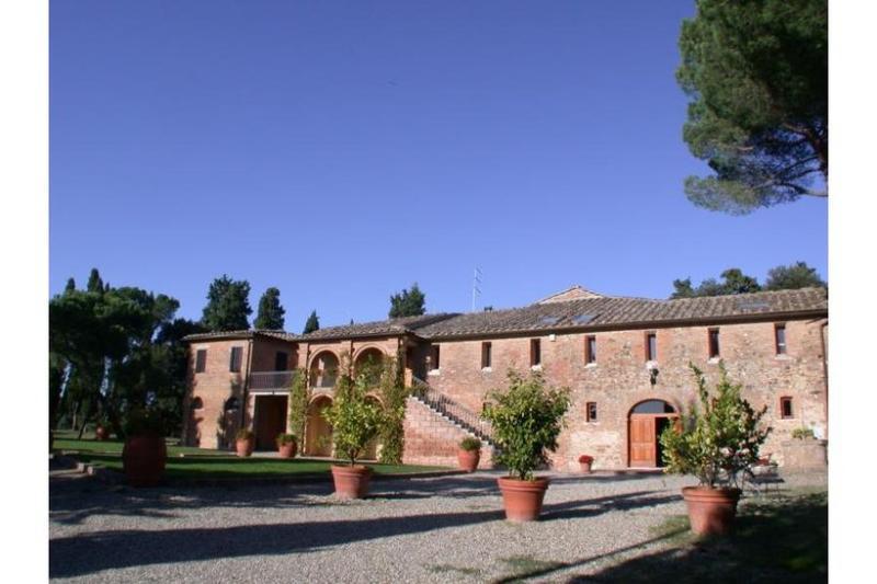 12 bedroom Villa in Siena, Tuscany, Italy : ref 2022521 - Image 1 - Lucignano d'Arbia - rentals