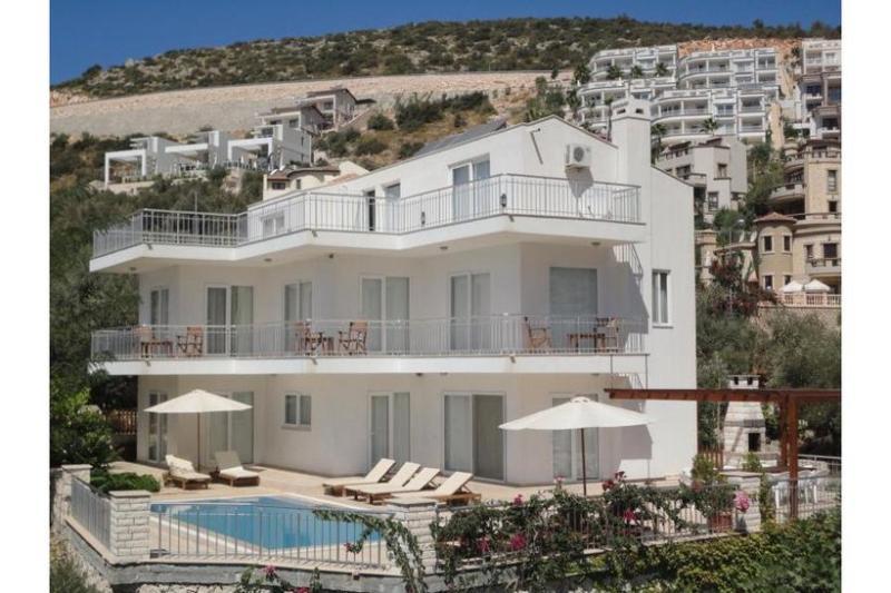 6 bedroom Villa in Kalkan, Mediterranean Coast, Turkey : ref 2022530 - Image 1 - Kalkan - rentals