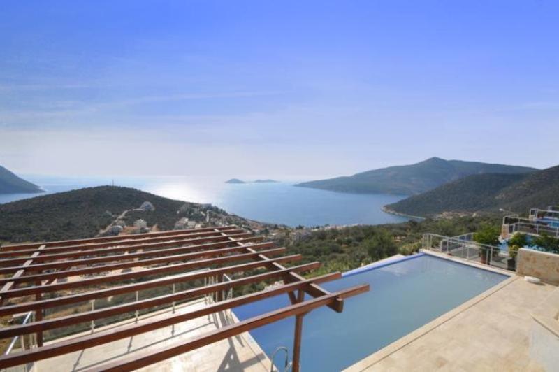 4 bedroom Villa in Kalkan, Mediterranean Coast, Turkey : ref 2022531 - Image 1 - Kalkan - rentals