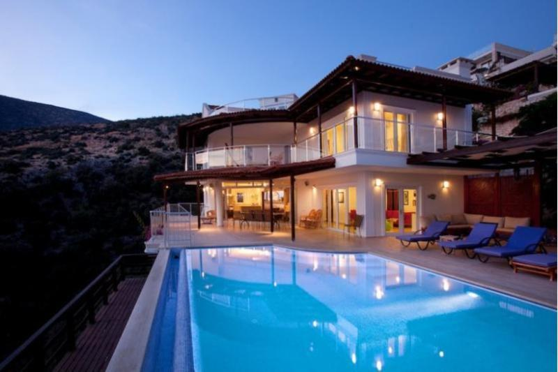 5 bedroom Villa in Kalkan, Mediterranean Coast, Turkey : ref 2022538 - Image 1 - Kalkan - rentals