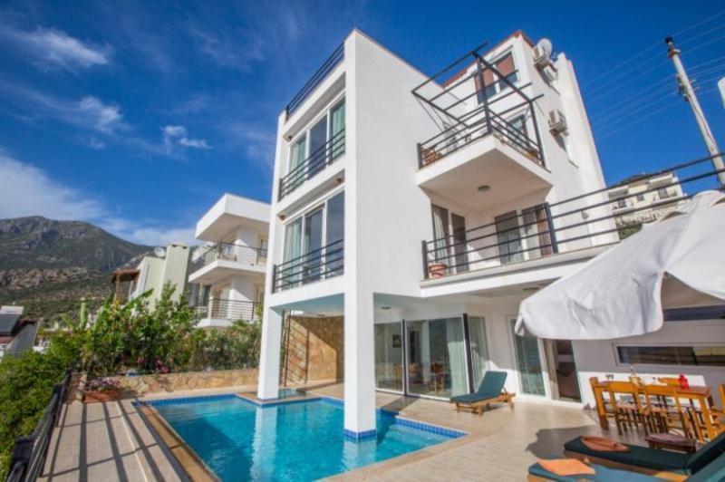 6 bedroom Villa in Kalkan, Mediterranean Coast, Turkey : ref 2022570 - Image 1 - Kalkan - rentals