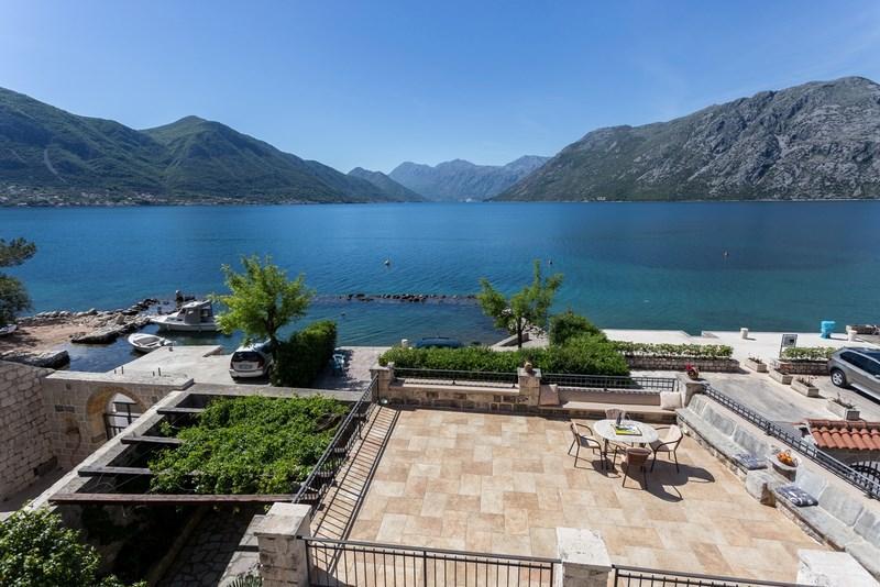 Seafront villa in for rent in Kotor, Montenegro - Image 1 - Perast - rentals