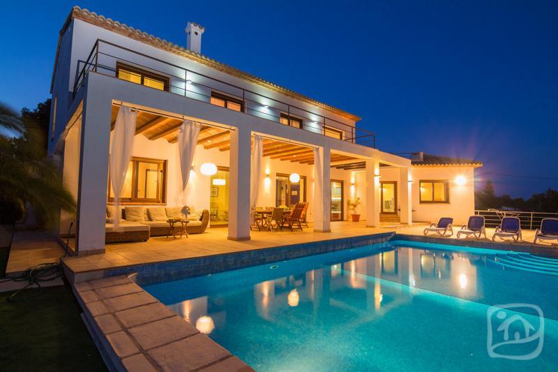 4 bedroom Villa in Benissa, Costa Blanca, Moraira, Spain : ref 2031806 - Image 1 - La Llobella - rentals