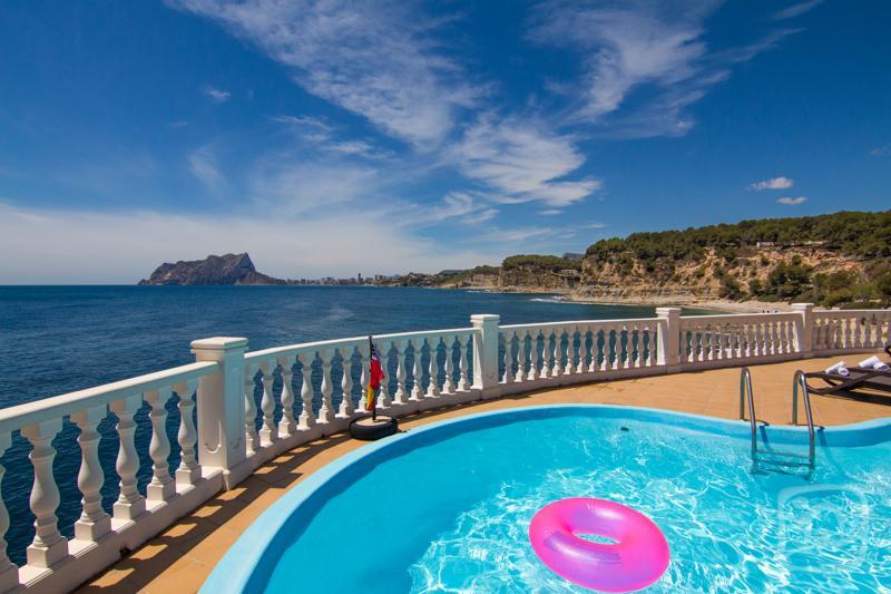 5 bedroom Villa in Benissa, Costa Blanca, Moraira, Spain : ref 2031795 - Image 1 - La Llobella - rentals