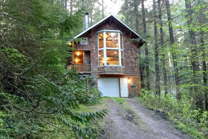 25SL - 25SL Mt. Baker Country Cabin with a Hot Tub and WiFi - Glacier - rentals