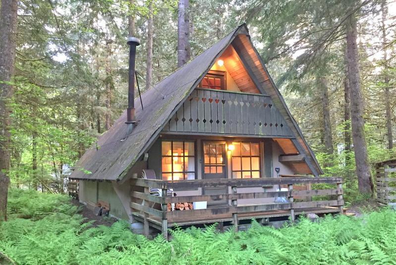 86SL - 86SL Rustic Pet Friendly Cabin near Mt. Baker - Glacier - rentals