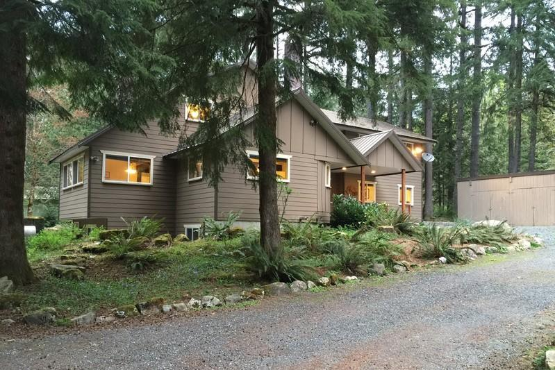 03MBH - 03MBH Large Cabin near Mt. Baker with River Access - Glacier - rentals