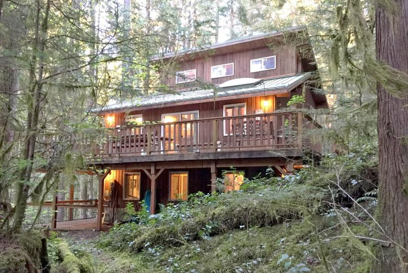 06SL - 06SL Mountain View Cabin with a Hot Tub and WiFi - Lakewood  Snohomish County - rentals