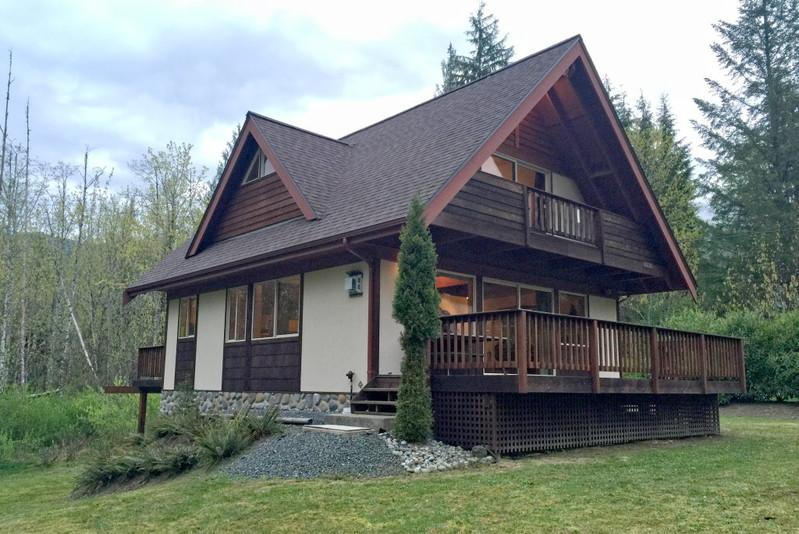 54MBR - 54MBR Mt. Baker Cabin with a Jetted Tub and WiFi - Glacier - rentals