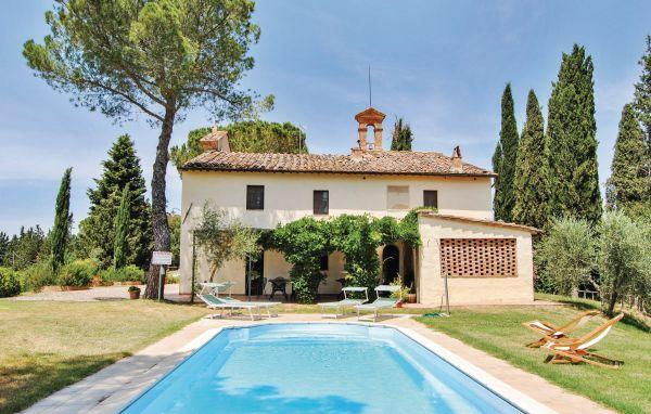 7 bedroom Villa in Siena, Tuscany, Italy : ref 2039083 - Image 1 - Siena - rentals