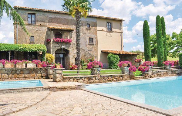 10 bedroom Villa in Vitorchiano, Latium lazio, Latium Countryside, Italy : ref - Image 1 - Vitorchiano - rentals