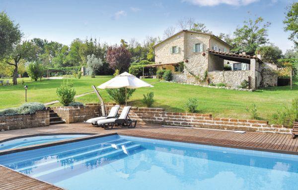 5 bedroom Villa in Lugnano In Teverina, Umbria, Perugia, Italy : ref 2040317 - Image 1 - Lugnano in Teverina - rentals