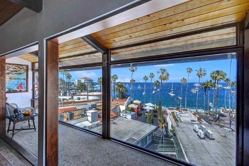 Sunrise Vista Penthouse 115 Whittley - Image 1 - Catalina Island - rentals