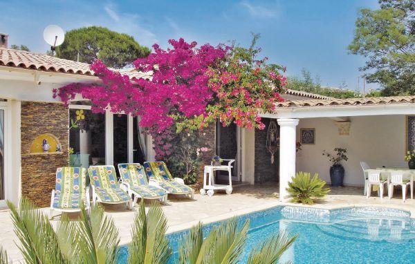 4 bedroom Villa in Saint Maxime, Cote D Azur, Var, France : ref 2041411 - Image 1 - Les Issambres - rentals