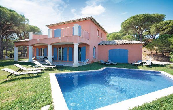 5 bedroom Villa in Saint Maxime, Cote D Azur, Var, France : ref 2042049 - Image 1 - Saint-Maxime - rentals