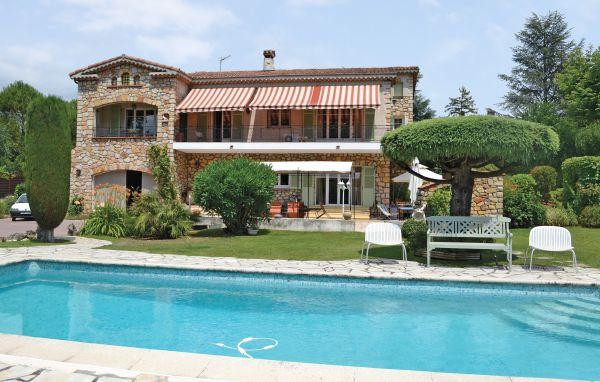 4 bedroom Villa in Mougins, Cote D Azur, Alps, France : ref 2042293 - Image 1 - Mougins - rentals