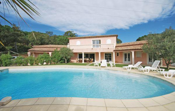 5 bedroom Villa in Saint Maxime, Cote D Azur, Var, France : ref 2042402 - Image 1 - Saint-Maxime - rentals