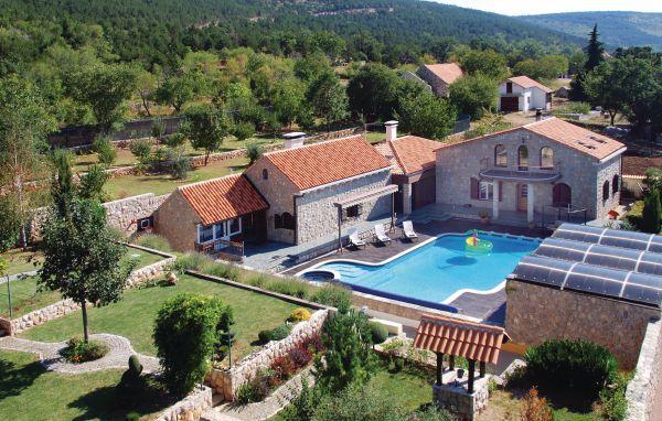3 bedroom Villa in Makarska, Central Dalmatia, Croatia : ref 2042891 - Image 1 - Slime - rentals