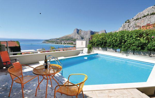 8 bedroom Villa in Omis, Central Dalmatia, Croatia : ref 2043357 - Image 1 - Omis - rentals
