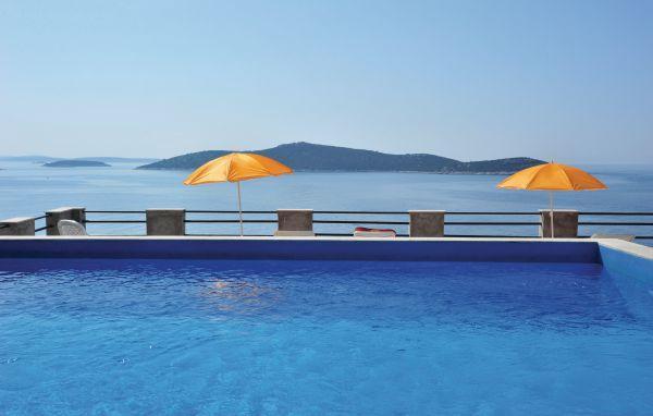 9 bedroom Villa in Trogir, Central Dalmatia, Croatia : ref 2043617 - Image 1 - Trogir - rentals