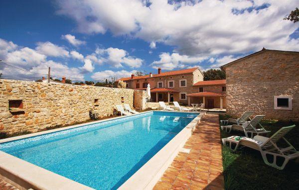 10 bedroom Villa in Barban, Istria, Croatia : ref 2043826 - Image 1 - Orihi - rentals