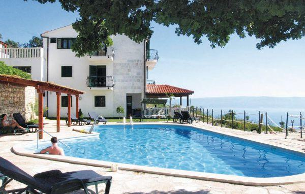 7 bedroom Villa in Split, Central Dalmatia, Croatia : ref 2044835 - Image 1 - Podstrana - rentals