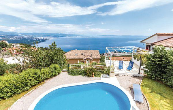 3 bedroom Villa in Opatija, Kvarner, Croatia : ref 2045052 - Image 1 - Opatija - rentals
