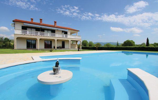 7 bedroom Villa in Labin, Istria, Croatia : ref 2045173 - Image 1 - Sumber - rentals