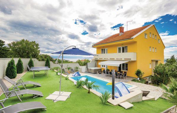 6 bedroom Villa in Crikvenica, Kvarner, Croatia : ref 2045859 - Image 1 - Crikvenica - rentals